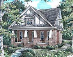Cottage House Plan 80236 Elevation