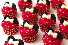 Mimmi mouse Cupcake