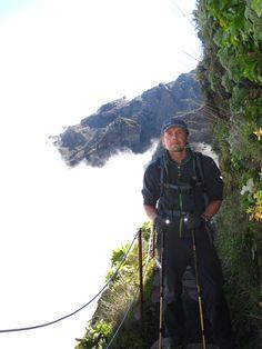 #greatwalker - over the clouds walk to pico do arieiro at madeira island / portugal