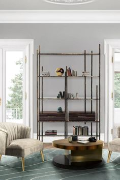 Home libraries can be a dynamic expression of the owner's personality. Creating a home library is a fun way to display your interests while establishing a special space for reading.   Freestanding bookcases are widely available in a variety of sizes and colours. You can also mount hanging bookshelves onto the wall or buy glass cases, which might be preferable if your collection includes antique books that you want to preserve.