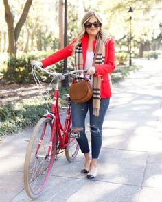 Bike riding in #savannah
