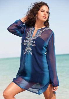 fc9a8de95a563 Swimwear cover ups resort wear plus size 24+ Trendy Ideas #swimwear Resort  Wear For