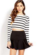darling drop waist skirt