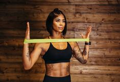 We're with the band.  #greatist https://greatist.com/fitness/resistance-band-core-exercises-massy-arias