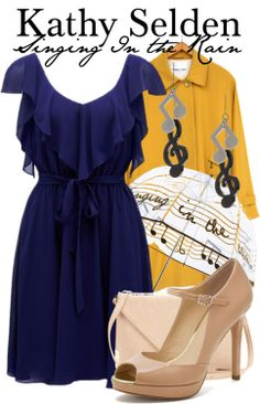 singing in the rain - the broadway wardrobe