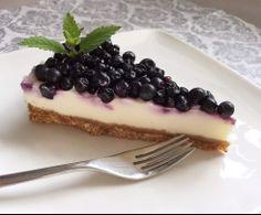 Rychlý nepečený cheesecake