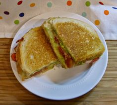 A Squared: What's For Dinner Wednesday: Spicy Guacamole Grilled Cheese Sandwiches