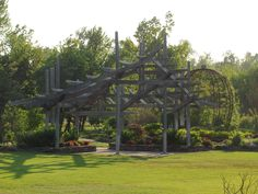 Ft Worth Botanical Gardens Texas Usa Used To Also Live A Couple Of Blocks From This