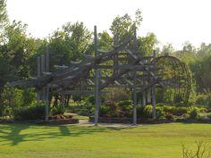 Botanical Gardens of the Ozarks, Fayetteville, Arkansas