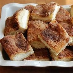 """Sopapilla Cheesecake Pie 