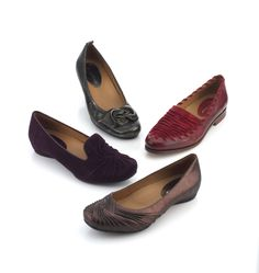 Beautiful selection of Earthies flats for Fall 13! http://www.earthbrands.com/earthies