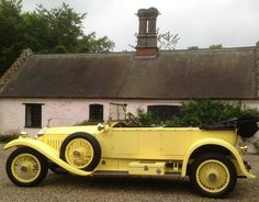 Chassis 5PP (1919) Tourer