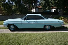 1961 Chevy Bel Air Coupe Chevrolet Bel Air, Collector Cars, Barns, Cool Cars, Chevy, Trucks, Autos, Cutaway, Barn