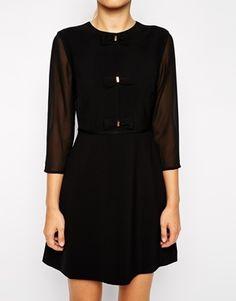 little black dress for work