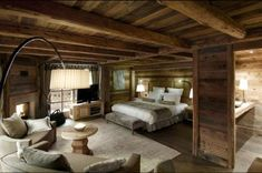 chalet interiors - Google Search