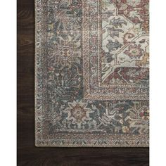 Loloi Loren Lq 14 Brick Multi Area Rug In 2019 Rugs