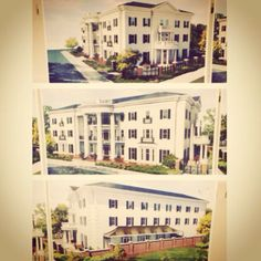 Gamma phi beta  Sorority houses and University of alabama on PinterestThe plans have been set in stone  For those who have not heard  Phi