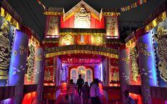 Dum Dum Park Durga Puja