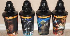 Other Promotional Movie Merchandise Slurpee Cup, Beverage, Cups, Cinema, Darth Vader, Star Wars, Mint, Stars, Movies