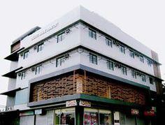 Facade of College Square Dormitory
