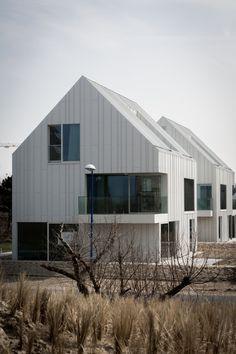 Residence 'Blanco' Oostduinkerke | BURO II & ARCHI+I