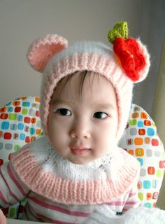 Beauty Bear Coverall Hat