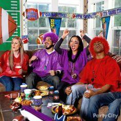 Top Super bowl party ideas: Super Bowl party games, Super Bowl party food & bar ideas - Party City