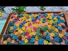 Permen Jelly Modal Ekonomis Untung Manis | Tahan 5 Bulan - YouTube Agar, Sprinkles, Jelly, Food And Drink, Candy, Biscuits, Cookies, Crack Crackers, Crack Crackers