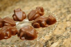 Chocolate frogs are the most iconic snack from the book, and you can easily make them for your party.