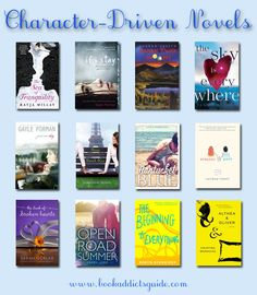 12 young adult contemporary fiction novels for people who love character-driven books