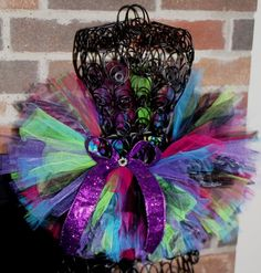 80's rockin TuTu and hair bow @http://www.facebook.com/pages/LilMiss-Tutu/102339303136543  $30