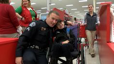 Christmas came early for some kids in Kannapolis. On Tuesday, the police department sponsored what's called