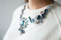 66 Chunky Statement Necklaces