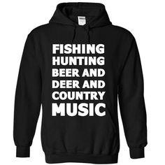 Fishing Hunting T Shirts, Hoodie. Shopping Online Now ==► https://www.sunfrog.com/Sports/Fishing-Hunting-4441-Black-18862446-Hoodie.html?41382