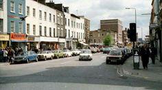 Chalk Farm Road before the Camden Lock era