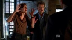 """Castle and Beckett Second Season -"""" The Double Down"""""""