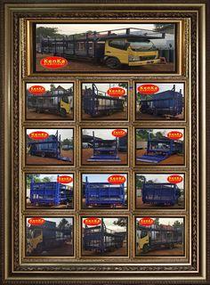 Pembuat Truck Angkutan Sepeda Motor >> KAROSERI KENKA