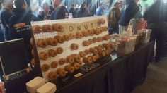 Donut wall!! #cidspecialevents