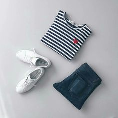 5 Awesome Stripe T-shirt Outfit Ideas – PS 1983