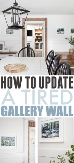Small House Decorating, Decorating Tips, Interior Decorating, Cool Diy Projects, Home Projects, Modern Farmhouse Decor, Affordable Home Decor, Inspiration Wall, Frames On Wall