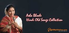Asha Bhosle is a playback singer in Hindi movies, started in 1943.She has song over a thousand Bollywood movies, we have categorized #AshaBhosle #OldHindiSongs from 1970 to 1980, and you may listen and download on #HindiMp3Online.