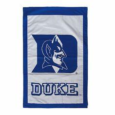 Duke Blue Devils Double Sided Flag