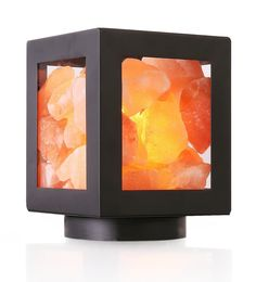 Genuine Himalayan Salt Lamp Best Dstana Himalayan Salt Lamp Natural Crystal Rocks Mini Hand Carved Design Decoration