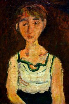 Chaïm Soutine - Little Girl