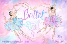Ballet is my love! Graphic by grigaola - Creative Fabrica