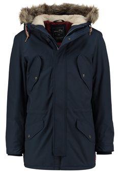 Jack & Jones JJVARCTIC REGULAR FIT Parka navy blazer Bekleidung bei Zalando.de | Material Oberstoff: 65% Baumwolle, 35% Nylon | Bekleidung jetzt versandkostenfrei bei Zalando.de bestellen!