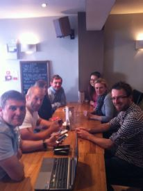 Meeting with Procserve