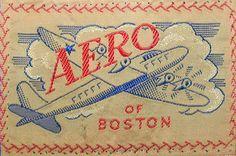 AERO of Boston - vintage clothing label