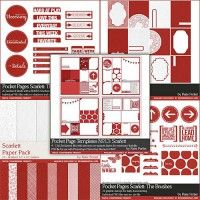 Pocket Pages Scarlett Complete Collection