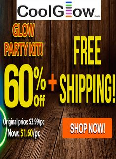 Cool Glow Coupon Codes: Save Up to 60% Off On All Orders!